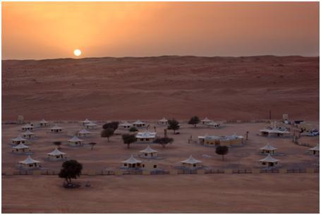 Desert Night 1